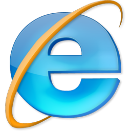 Internet Explorer - Browser von Microsoft